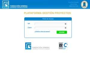 Plataforma de comunicación PDI/FGUPM